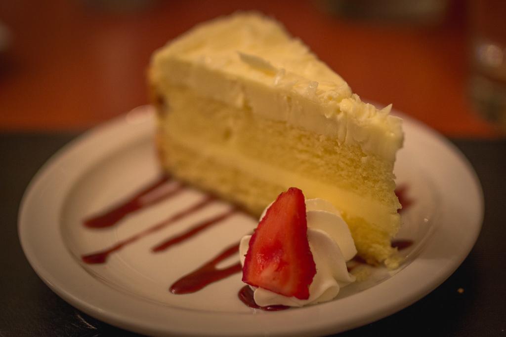 Lemon Cake Husk Charleston